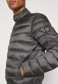 Belstaff - CIRCUIT JACKET - Chaqueta de plumas - dark granite grey - 4