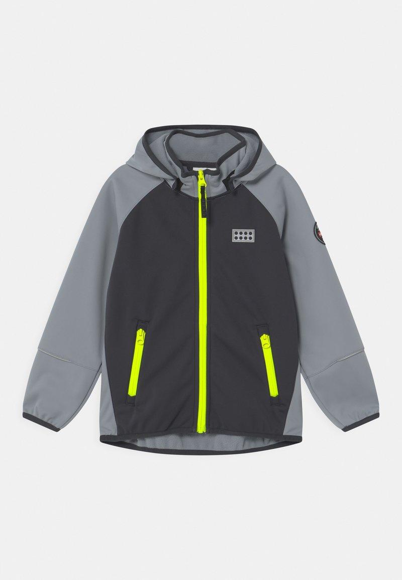 LEGO Wear - SKY UNISEX - Soft shell jacket - light grey