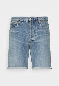 JJICHRIS  - Denim shorts - blue denim