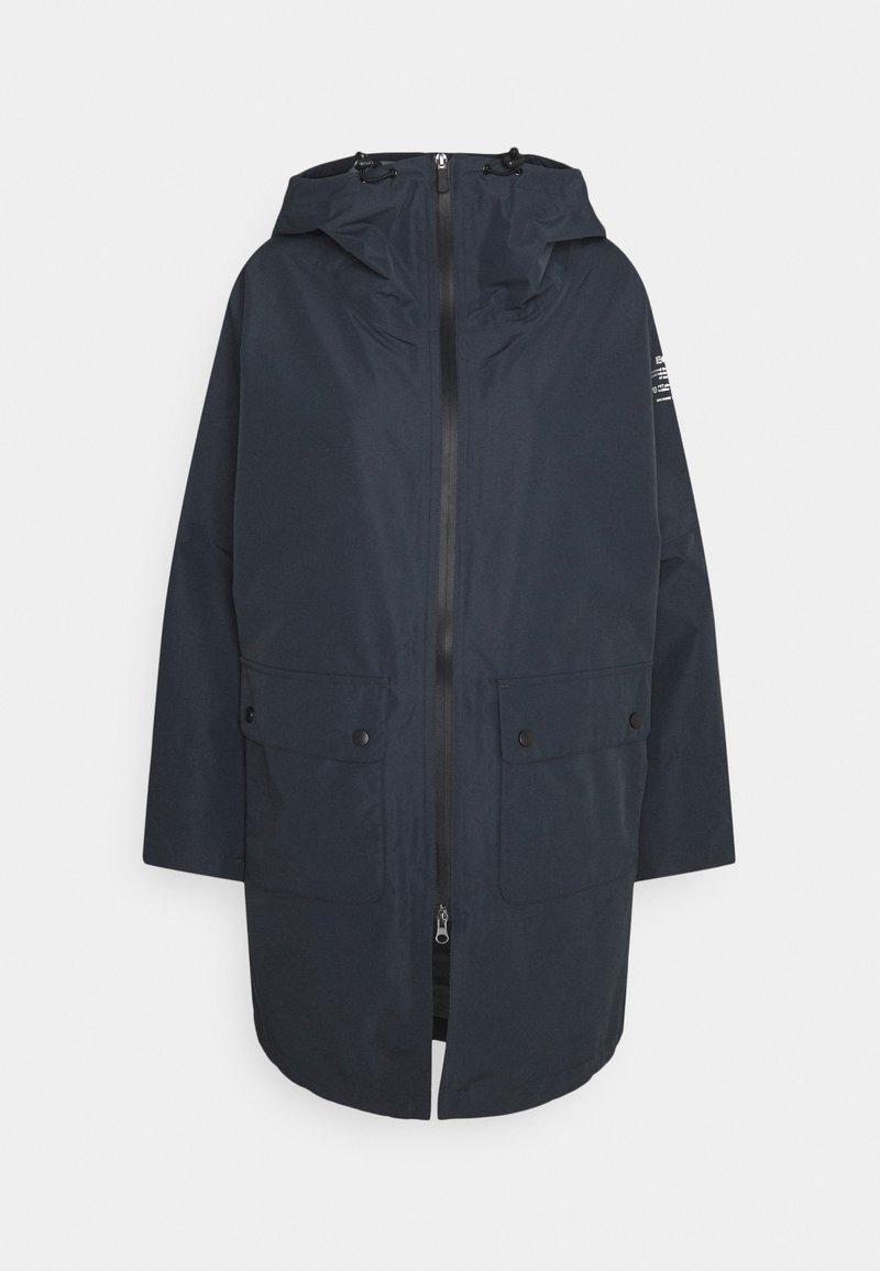Ecoalf - NIAGARA - Waterproof jacket - graphite