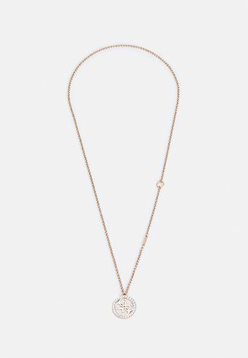 EQUILIBRE - Necklace - rose gold-coloured