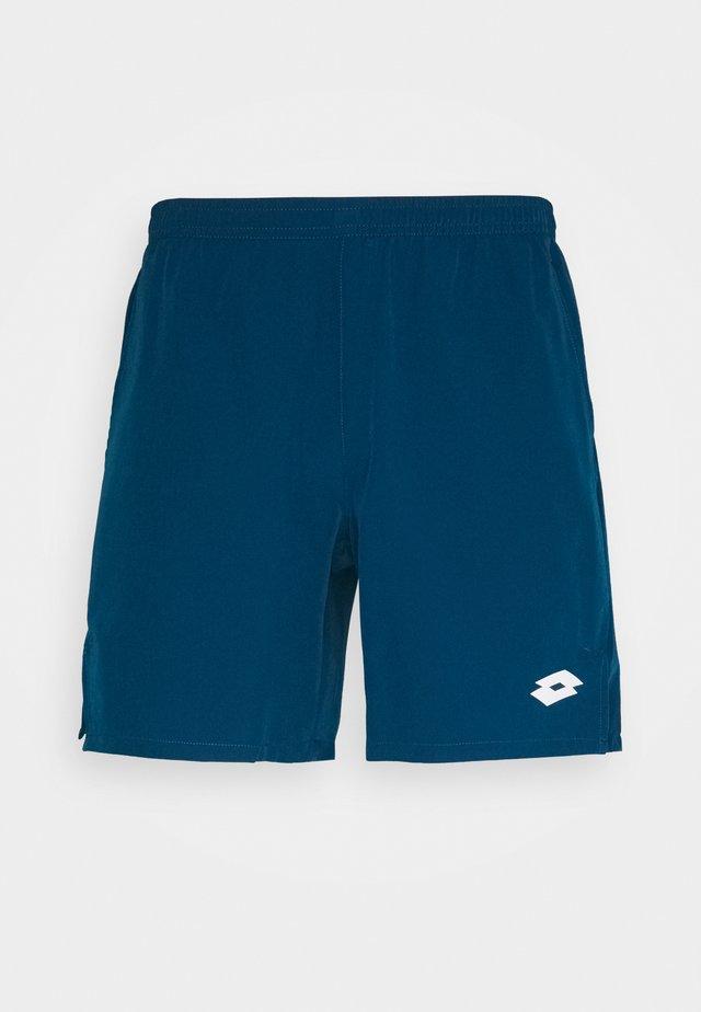TOP TEN SHORT - Pantaloncini sportivi - blue