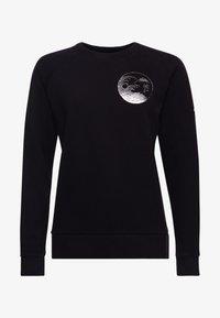 Superdry - SUPERDRY BOHEMIAN - Sweatshirt - blackbean - 3