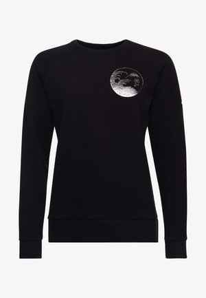 SUPERDRY BOHEMIAN - Sweatshirt - blackbean