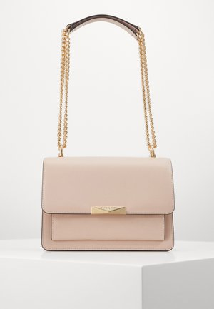 JADELG GUSSET - Handbag - soft pink