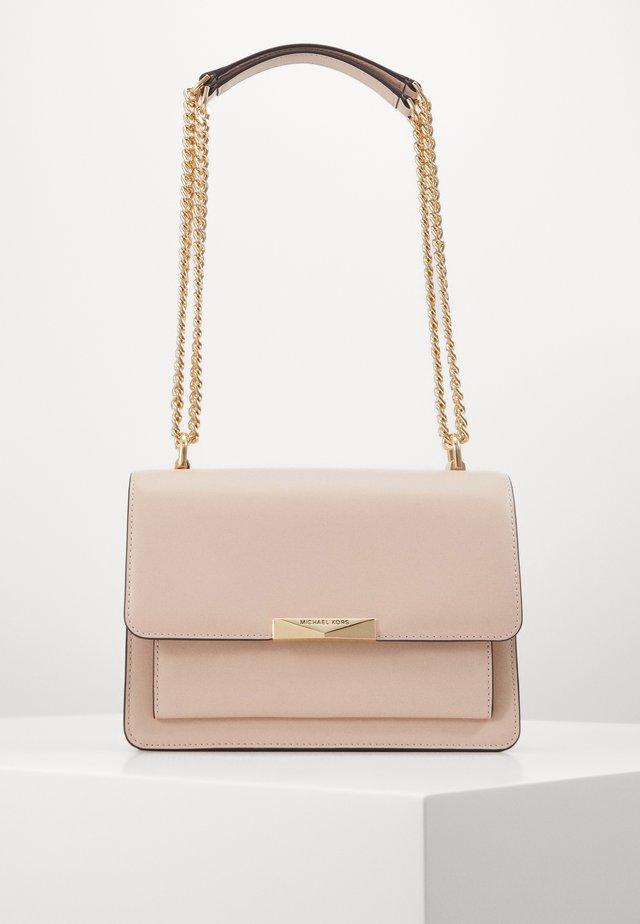 JADELG GUSSET - Sac bandoulière - soft pink