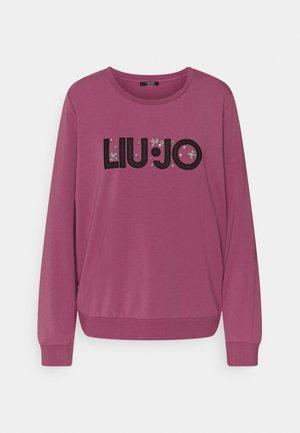 FELPA CHIUSA - Sweatshirt - ecstacy/liujo tulle