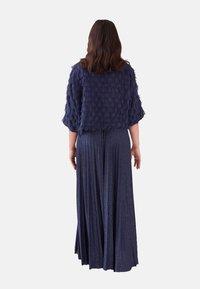 Fiorella Rubino - Blazer - blu - 2