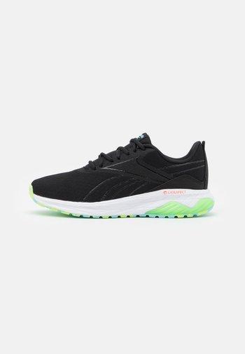 LIQUIFECT 180 2.0 - Zapatillas de running neutras - core black/neon mint