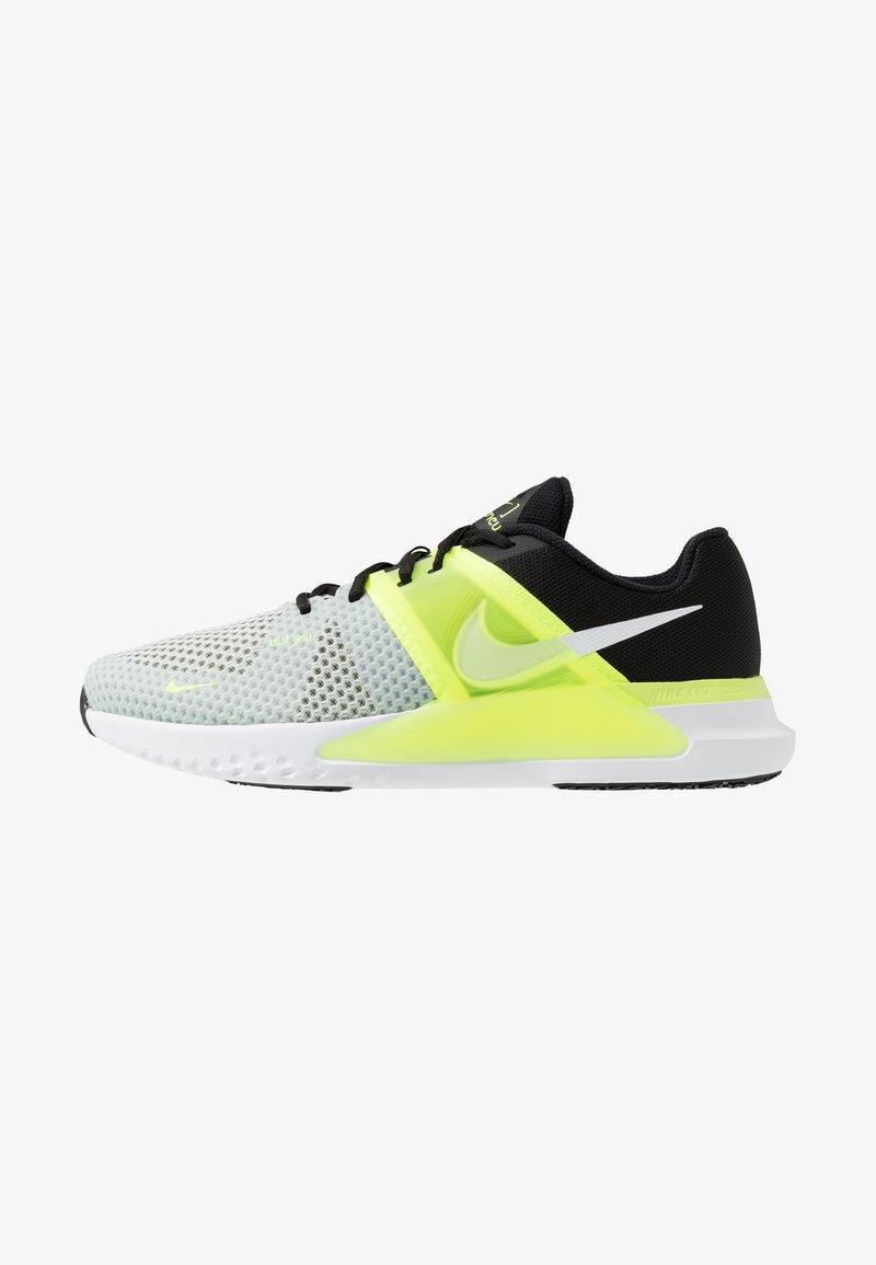 Nike Performance - RENEW FUSION - Obuwie treningowe - spruce aura/white/black/volt