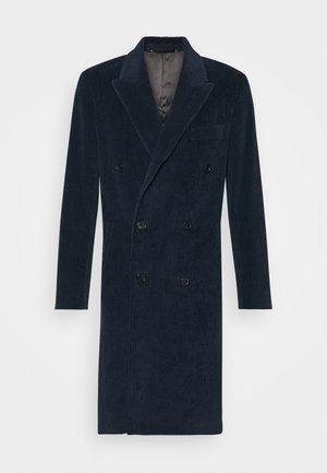 GENTS OVERCOAT - Płaszcz wełniany /Płaszcz klasyczny - dark blue