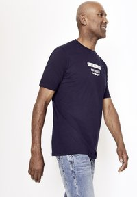 Five Fellas - Print T-shirt - navy - 1