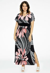 Yoek - Maxi dress - black - 1