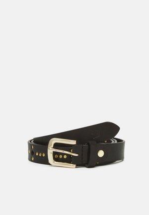 NATALIE - Belt - black uni