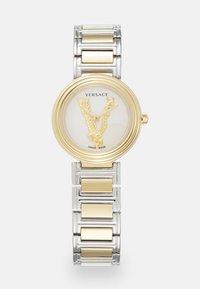 Versace Watches - VIRTUS MINI - Hodinky - silver-coloured - 0