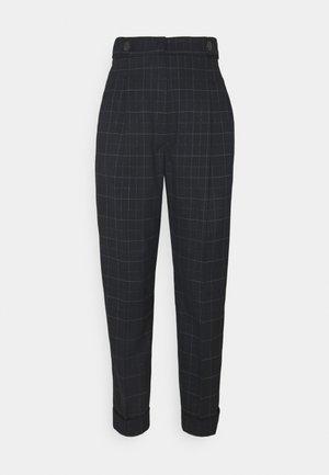 VERRES - Trousers - blau