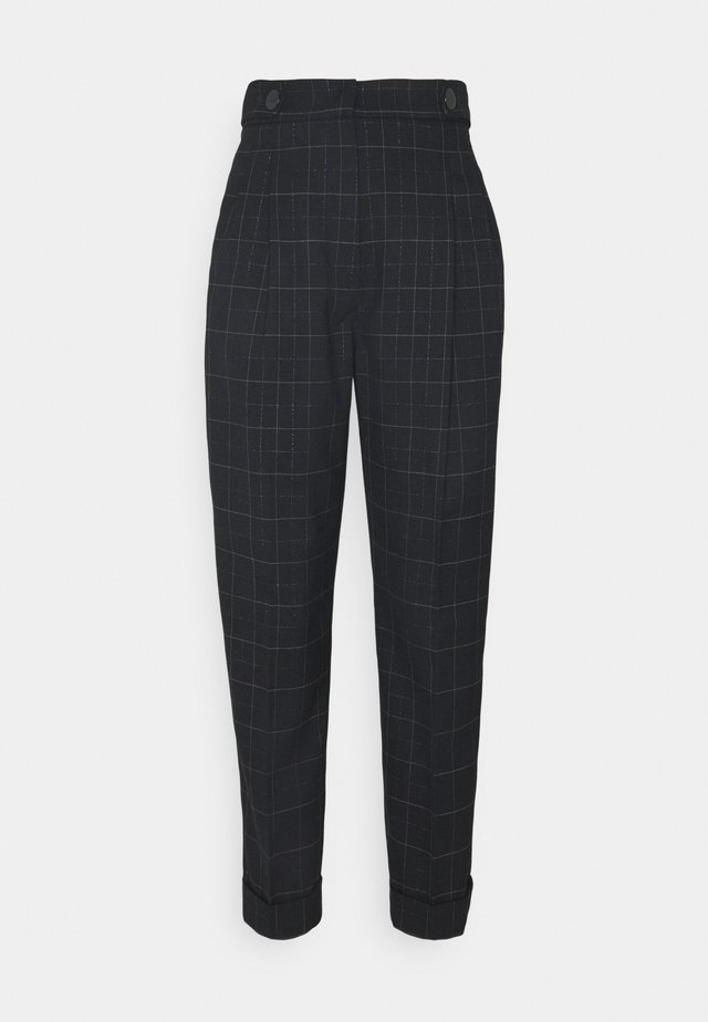 VERRES - Pantaloni - blau