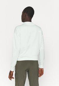 The North Face - BASIN - Sweatshirt - green mist heather - 2