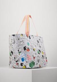 Codello - CODELLO X PEANUTS - Shopping Bag - grey - 3