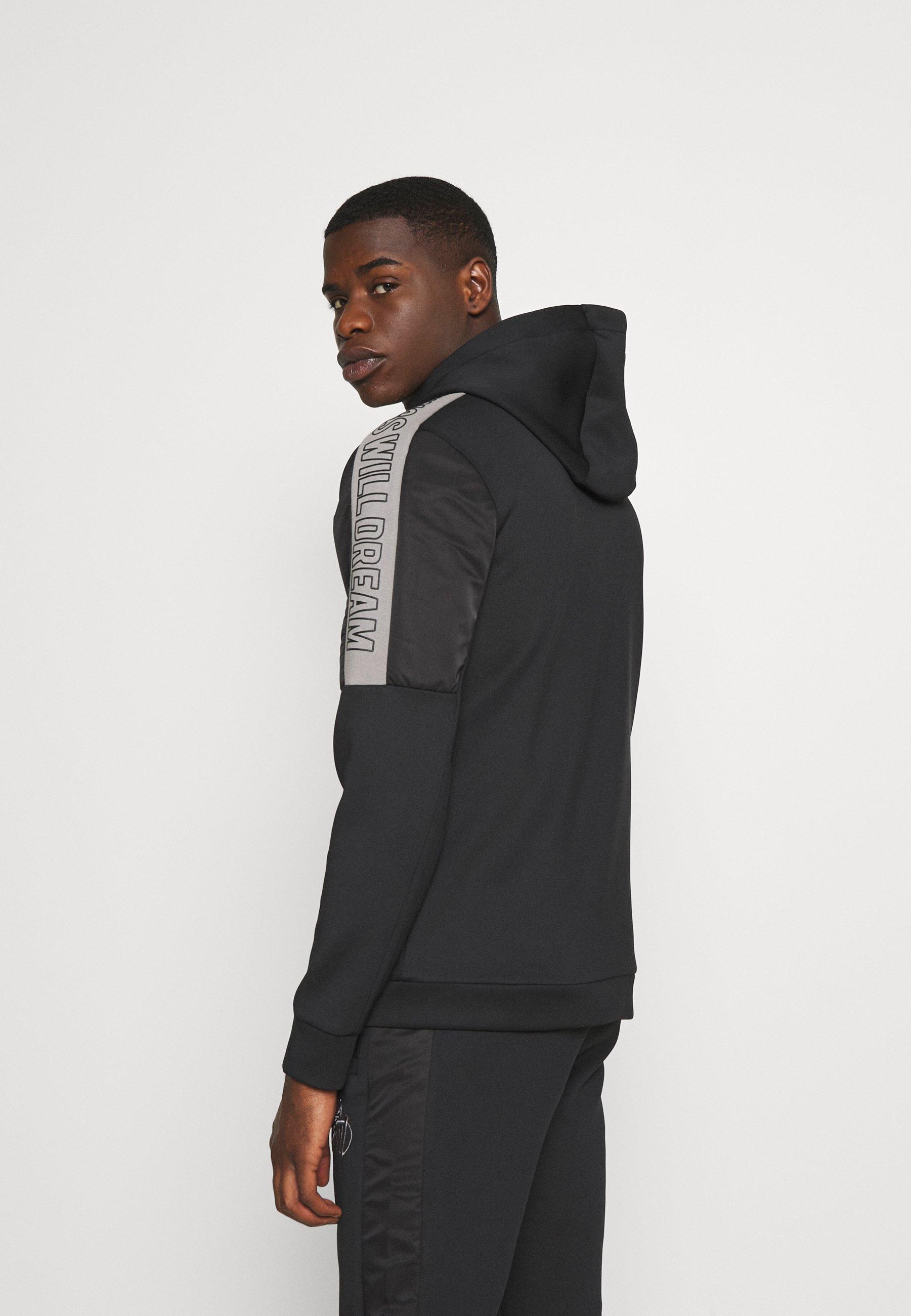 Men DUNWEN ZIP THROUGH HOOD - Zip-up sweatshirt