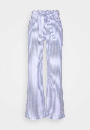TREND PANTS - Pyjama bottoms - blue