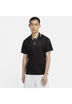 SLAM - Sportshirt - black/white