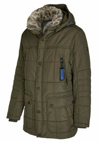 Calamar - Winter coat - oliv - 5