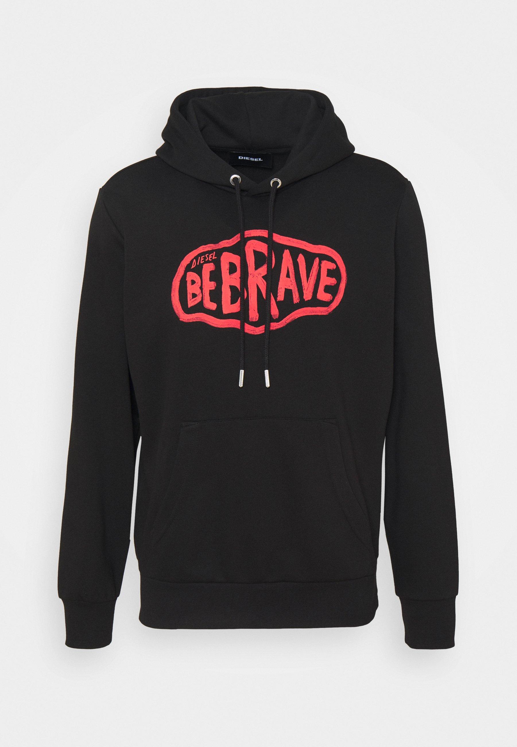 Homme GIRK HOOD - Sweatshirt