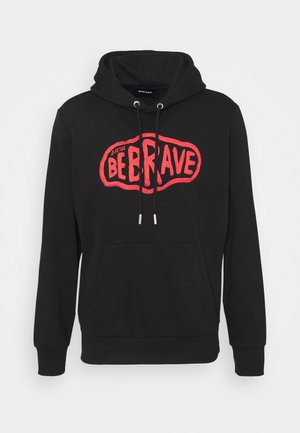 GIRK HOOD - Sweater - black