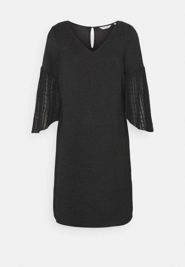 LENISSOU  - Day dress - noir