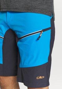 CMP - MAN FREE BIKE BERMUDA WITH INNER UNDERWEAR - Sports shorts - regata - 3