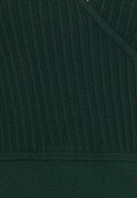 Esprit Collection - DRESS - Shift dress - bottle green - 2