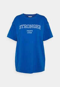 blue stronger