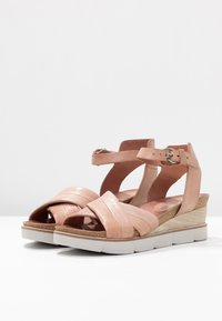 MJUS - Wedge sandals - perla - 4