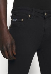 Versace Jeans Couture - Jeans slim fit - nero - 7