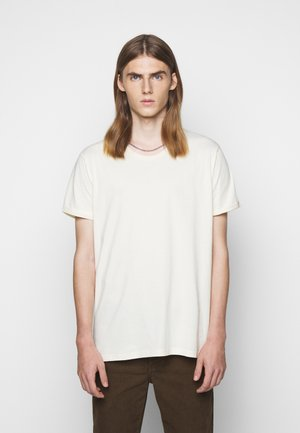 ZACH - Basic T-shirt - white