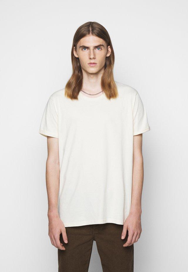 ZACH - T-shirt basic - white