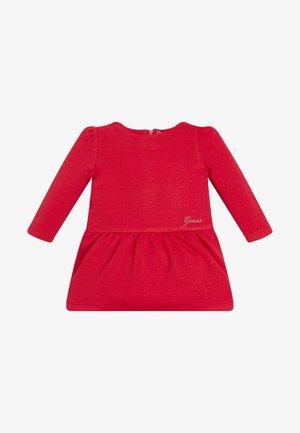 Jumper dress - rot