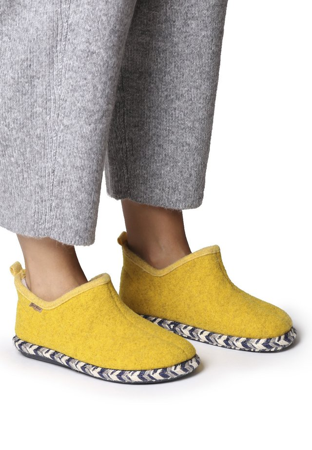MAIA-FP - Chaussons - groc