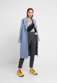 Even&Odd - Stickad tröja - grey - 1