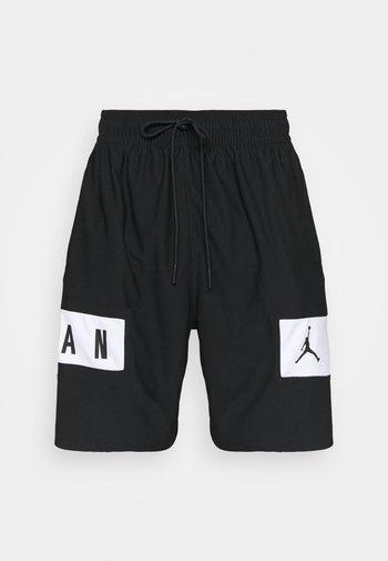 AIR - Pantaloncini sportivi - black/white