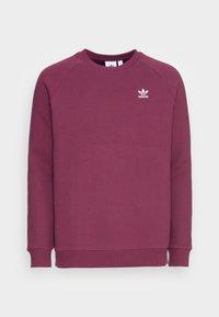 ESSENTIAL CREW - Sweatshirt - victory crimson