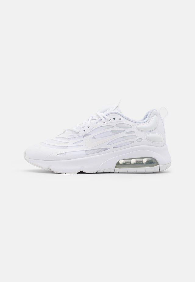 AIR MAX EXOSENSE UNISEX - Sneakers laag - white/summit white