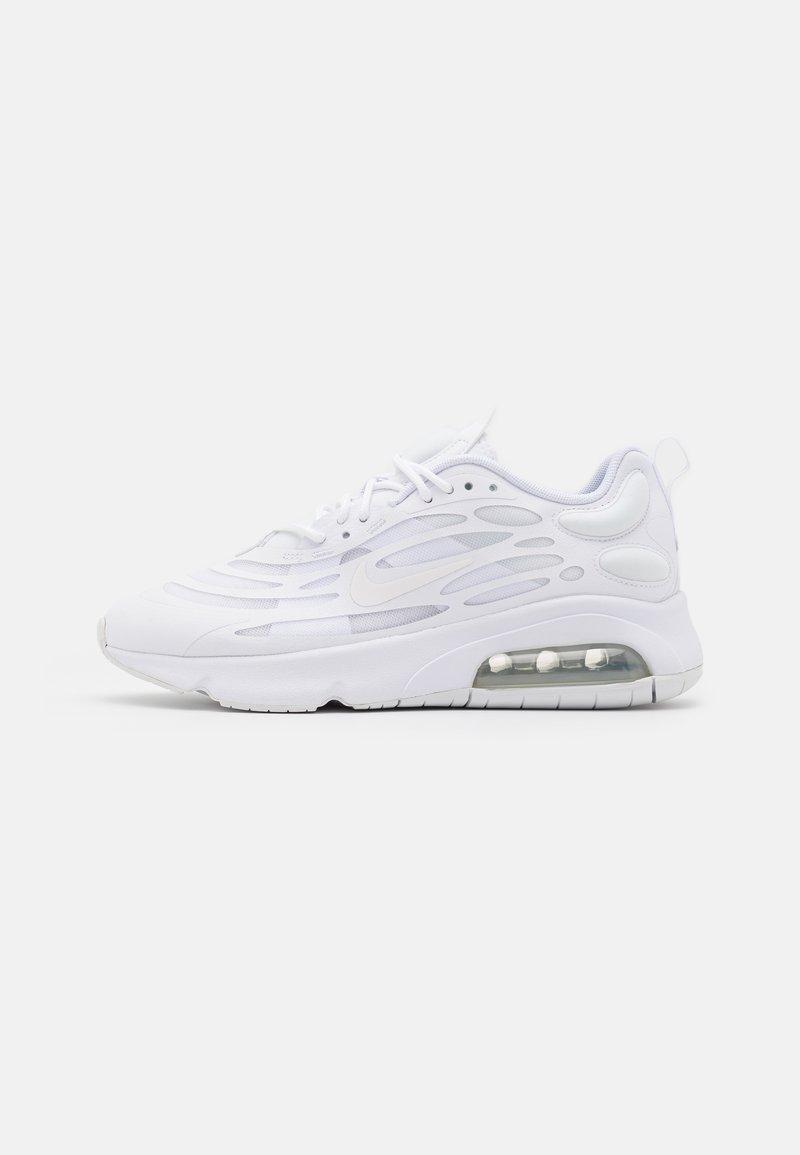 Nike Sportswear - AIR MAX EXOSENSE UNISEX - Sneakers - white/summit white