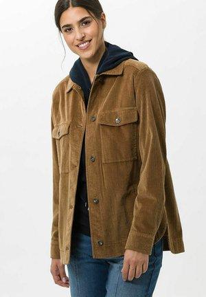 STYLE NEWPORT - Summer jacket - caramel