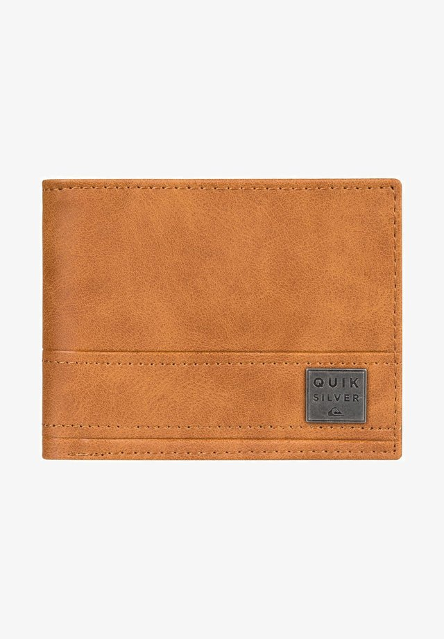 New Stitchy - Dreifach faltbares - Wallet - brown