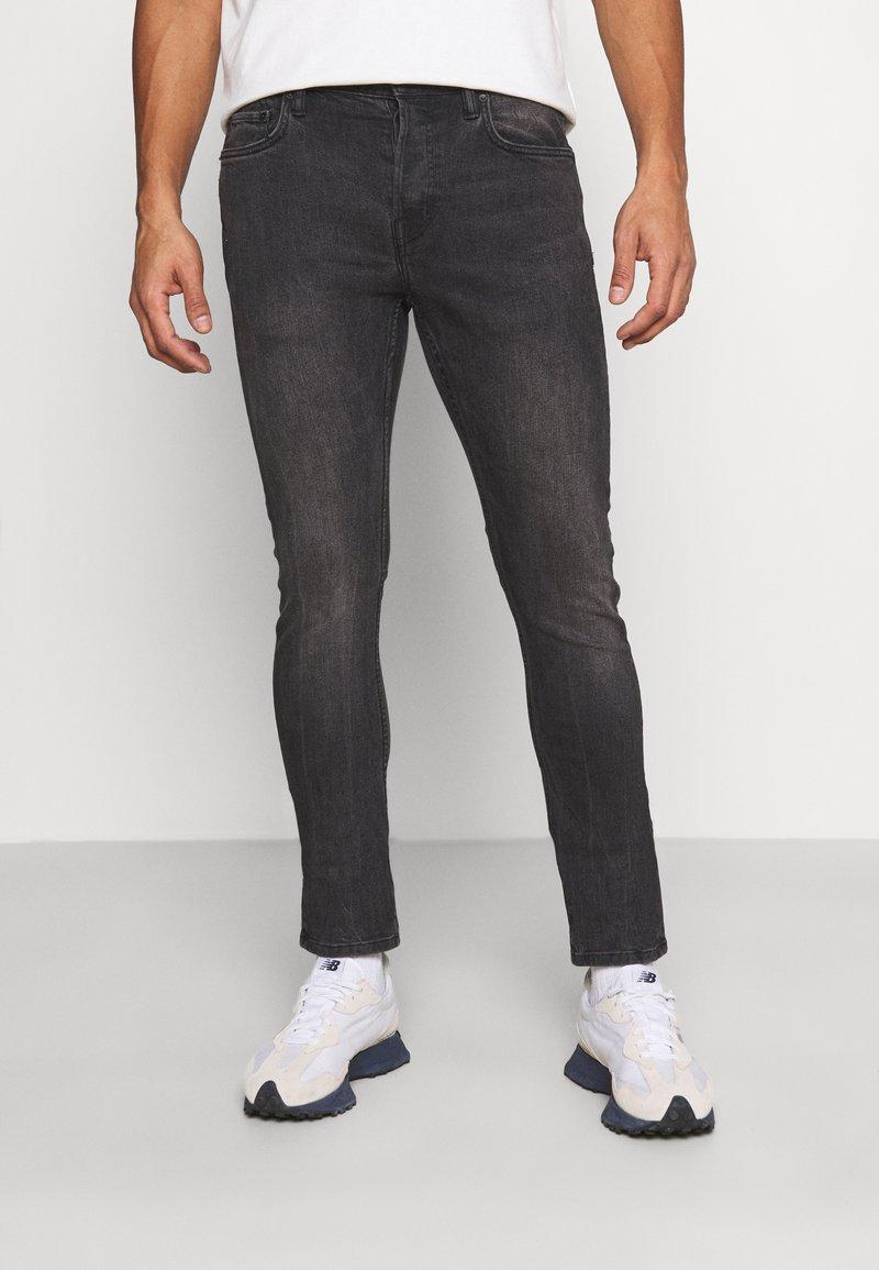 AllSaints - CIGARETTE - Jeans Skinny Fit - washed black
