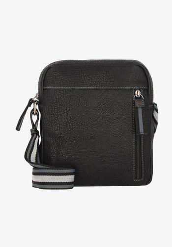 WARREN - Across body bag - black
