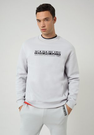 B-OODI CREW - Sweatshirt - grey harbor