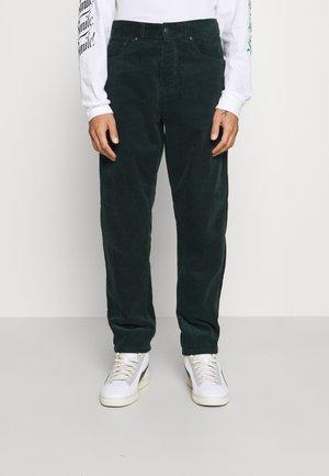 NEWEL PANT - Pantalon classique - frasier rinsed